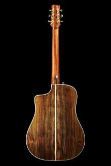 Chitarra acustica OSD Liuteria Cocopelli retro