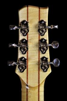 Chitarra acustica OSD Liuteria Cocopelli paletta e meccaniche
