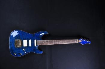 Chitarra elettrica MK Liuteria Cocopelli