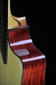 Chitarra acustica OSD Liuteria Cocopelli cutaway