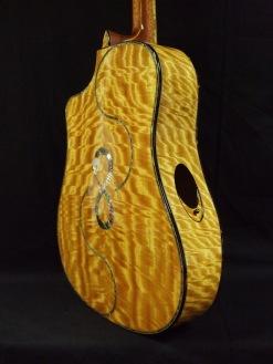 Chitarra acustica OSD Liuteria Cocopelli soundport